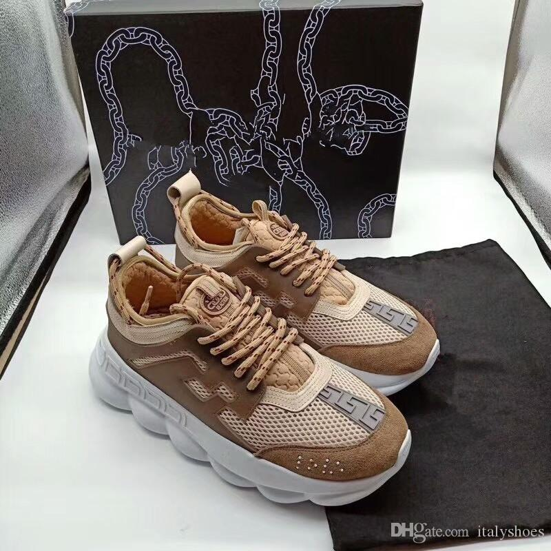2018 Compre HombresMujeresDeportes Papá Zapatos De Para Lujo UzpqMGjLSV
