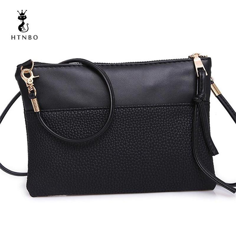 3dd5093ba98 Cheap Women Handbags Crossbody Messenger Bags Ladies Shoulder Bag Casual  Small Feminina Tote Ladies Purse Bolsa Mujer 2019New Leather Satchel Ladies  Bags ...