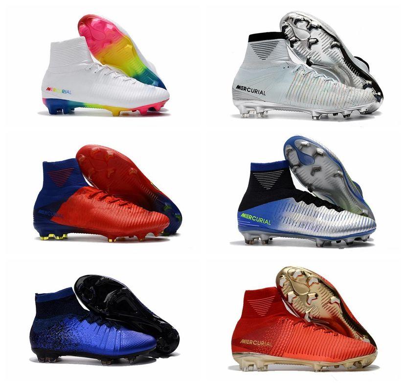 2019 Chaussure Foot Nike Blanche De CQtshrd