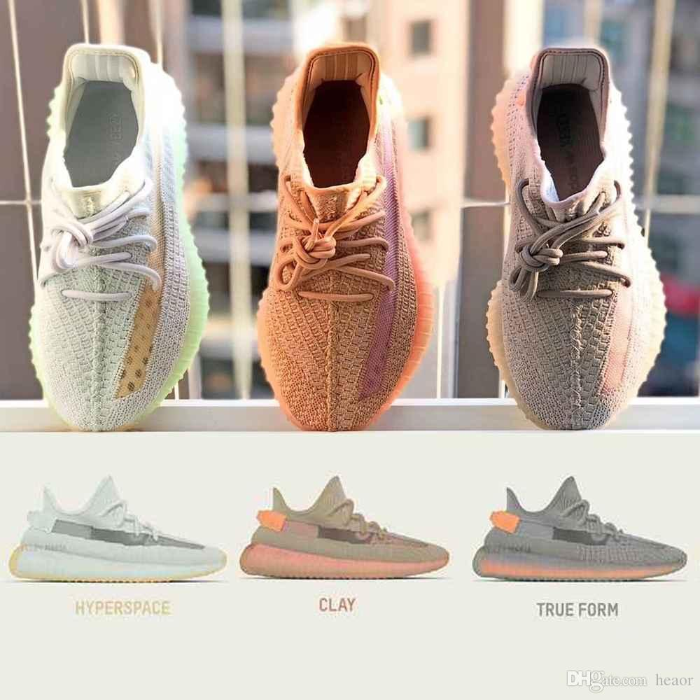 b3740ff3dc6 Adidas Yeezy Boost Sply 350 V2 Sneakers Running Shoes SESAME Zebra ...