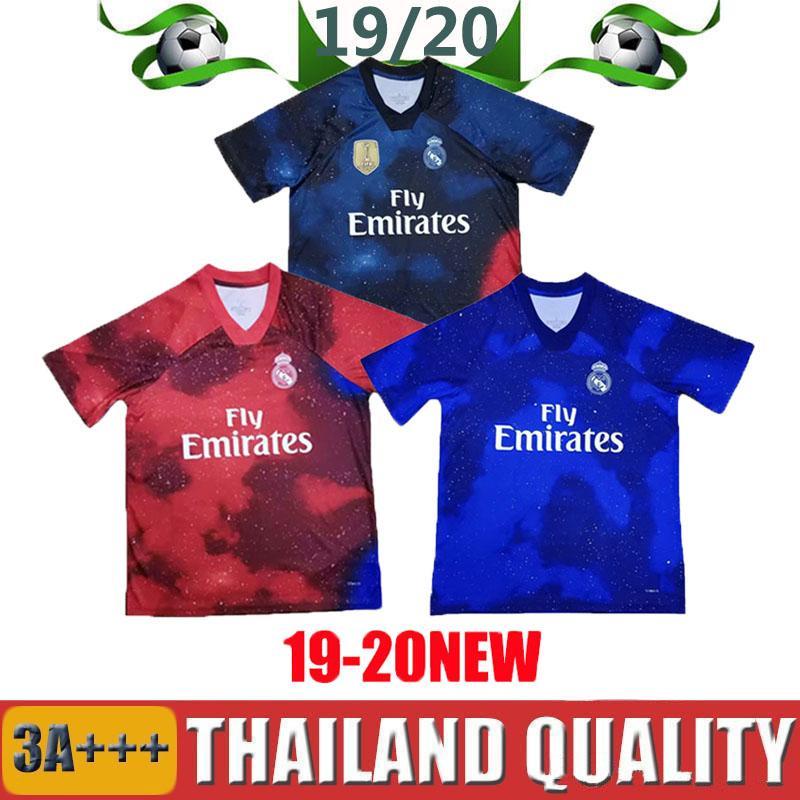 89dcb74f6c7 ... sale 2019 19 20 real madrid mariano 7 kroos 8 soccer jersey ronaldo  thai quality psg