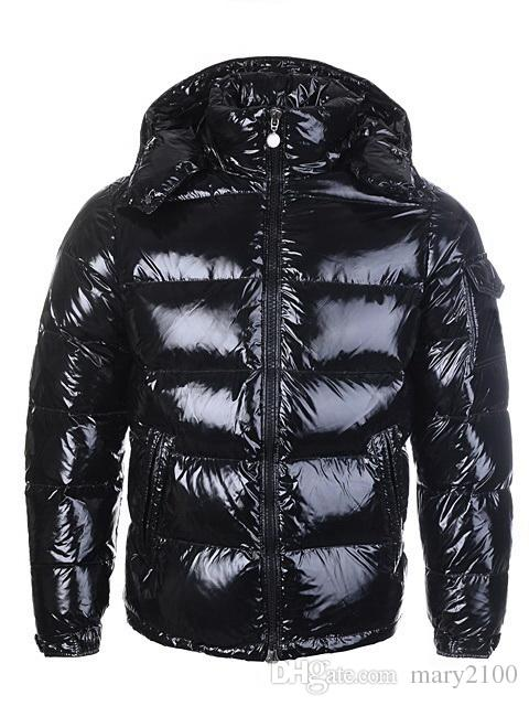 HOT New Men Women Casual Down Jacket Down Coats Mens Outdoor Warm Feather Man Winter Coat outwear Jackets Parkas