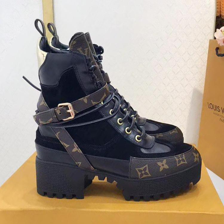 e7243d18b Laureate Platform Desert Boot Women Shoes Casual Lady Booties Fashion Ankle Boots  Womens Fashion Shoes Western Bottes Femmes On Clearance Boots Shoes Ankle  ...