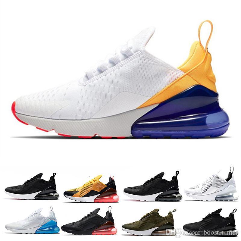 sports shoes 63a8e cb001 Acheter 270 Chaussures De Course Pour Hommes Femmes En Plastique Coussin D  air 270s Formation En Plein Air De Haute Qualité Hommes Baskets Zapatos ...