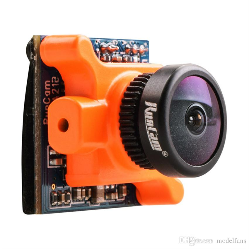 "RunCam Micro Sparrow WDR 700TVL FPV Mini Camera 1/3"" CMOS 2.1mm 16:9 NTSC/PAL Switchable on OSD drone camera"