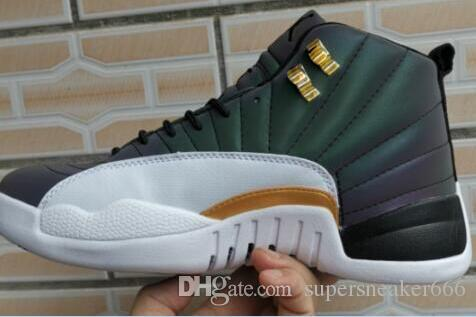 12s Mens Basketball Shoes j12 flash Best Quality Men Sneaker Sports Jumpman Size 7-13 00