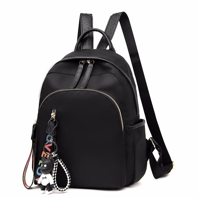 384880d4d882 2019 Fashion2018 Hot New Stylish Women Girls Backpack Cute Canvas Backpack  Female School Bags For Teenagers Womens Backpacks Pink Backpacks From Bag4
