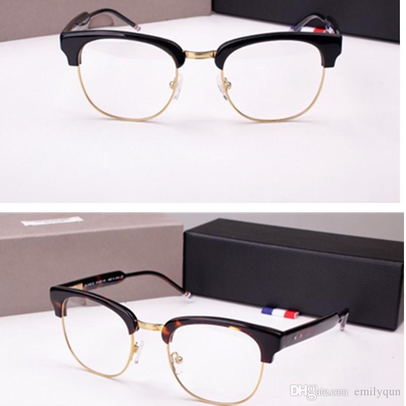 cd868f3e62b Brand Eyeglasses Frames Optical Glasses Frame with Clear Lens ...