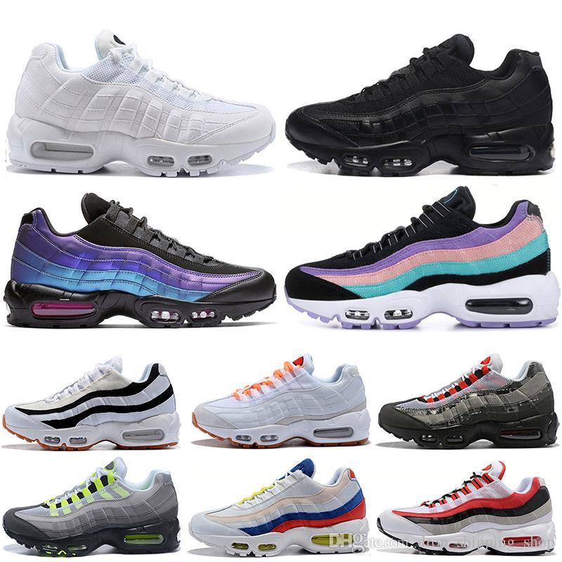 a9933f30d8 último moda nike air max 95 lx trainer zapatillas