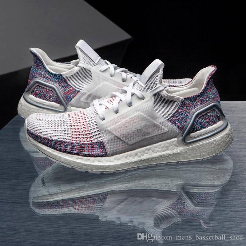 d924483097f56 Ultra Boost Running Shoes Ultraboost Laser Red Dark Pixel Core Black For  Women Men Ultra Boosts 5.0 Trainer Sport Sneaker Sports Shoes For Men Shoe  Sale ...