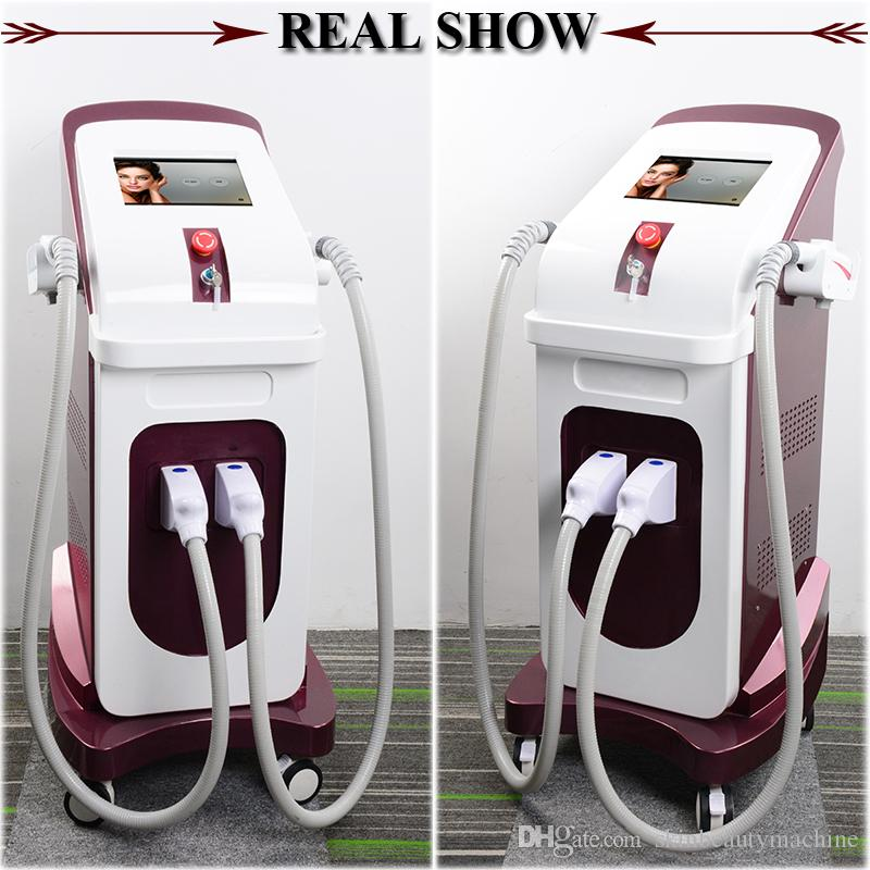 Prodotti di tendenza OPT elight beauty machine multifunzione shr ipl rf skin tightening laser hair removal shr elight machine