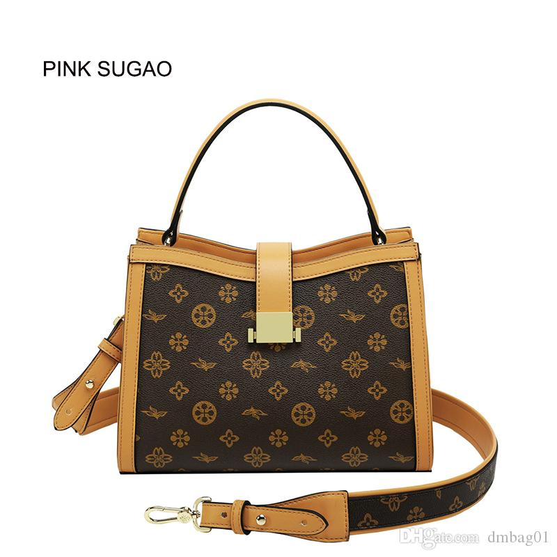 30b1f46ca286 Pink Sugao Designer Handbag Luxury Handbags Purse Women PVC ...