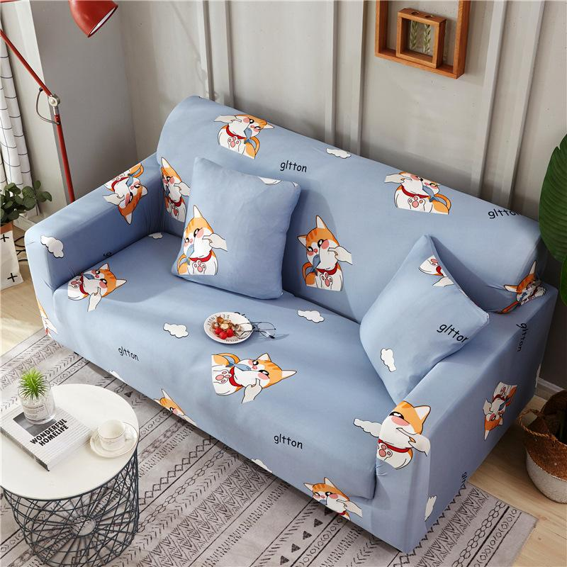 Strange Slipcovers Sofa Cover All Inclusive Slip Resistant Sectional Elastic Full Couch Cover Sofa Towel Single Two Three Four Seater Gmtry Best Dining Table And Chair Ideas Images Gmtryco