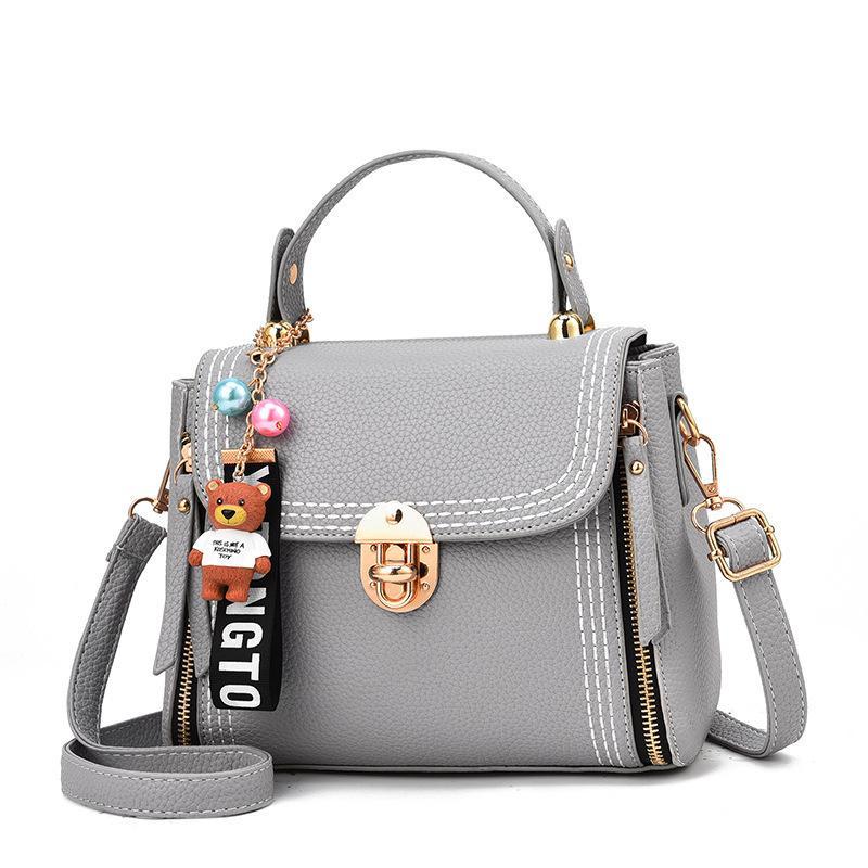 51a021d9ff401 Satın Al 2019 Kore Stil Yeni Trend Kadın Çanta Bayanlar Moda Flap Küçük  Omuz Çantaları Kızlar Için Kadın Parti Alışveriş Messenger Çanta, $42.58 |  DHgate.