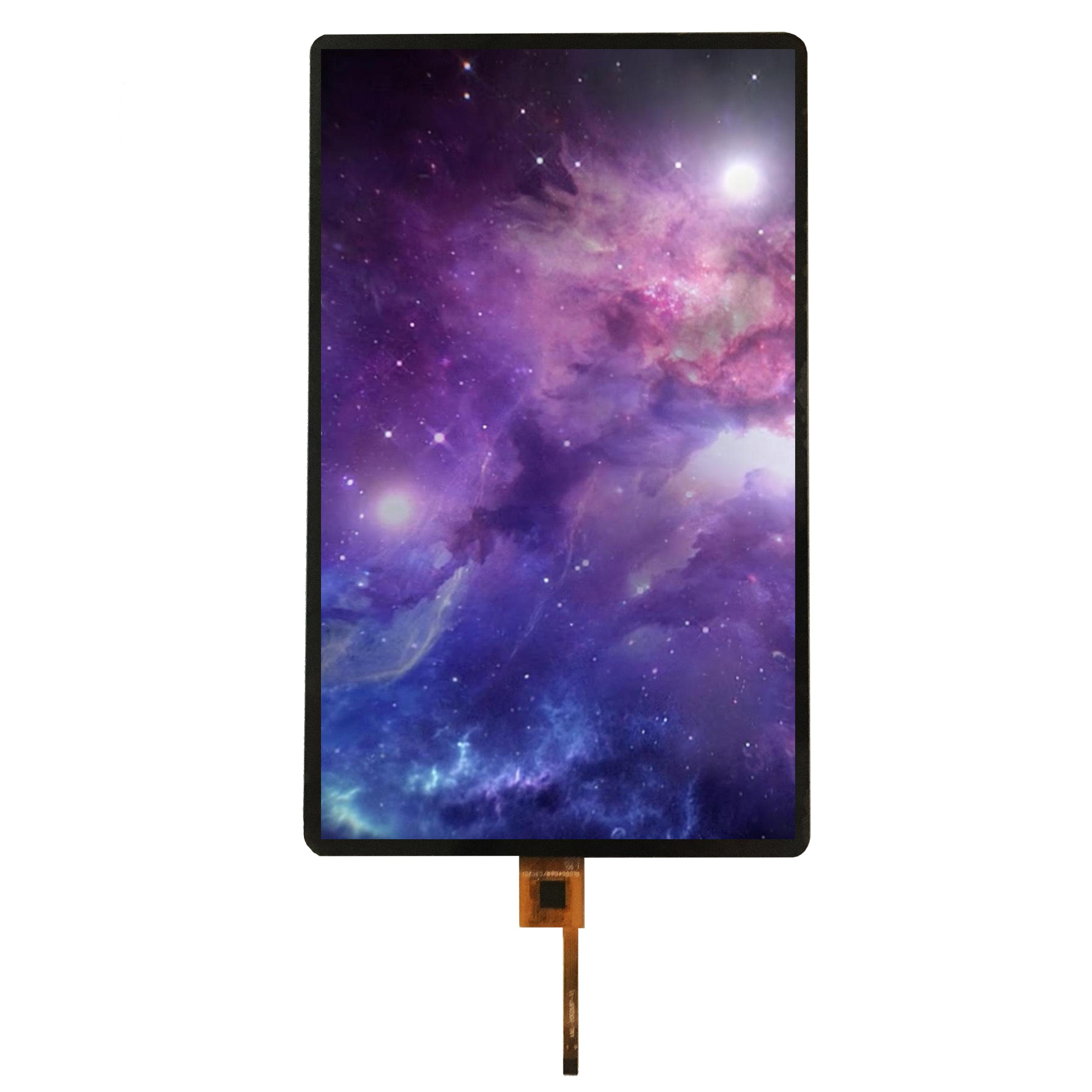 8 inch 800*1280 IPS TFT LCD Module Screen with MIPI interface display and CTP touch panel