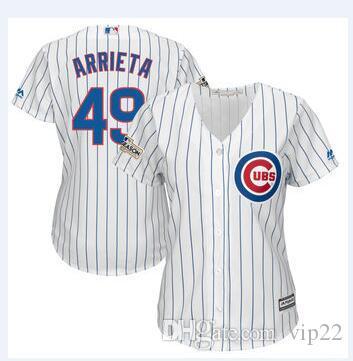 f9fabea3f 2019 2019 Custom Chicago Cubs Sports Champion Mlb Cheap Baseball Jerseys  Fashion Men Youth David Bote Kris Bryant Jersey Sizes Womens Kids Usa From  Vip22