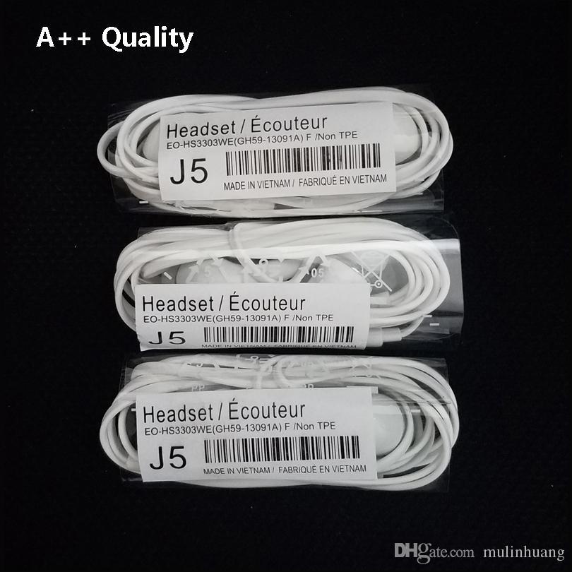 53004df108b Repuestos De Celulares J5 Auriculares Estéreo 3.5mm En La Oreja ...