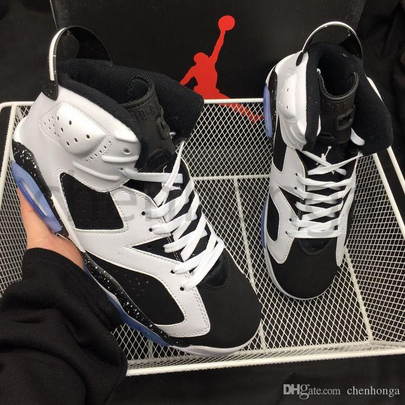 on sale e5bd9 9caca Top Nike Air Jordan 6 6s Mens Basketball Shoes Jordans Airs Carmine Green  Suede Tinker Bred Black Cat White Toro Gatorade UNC Infrared 3M Reflection  ...
