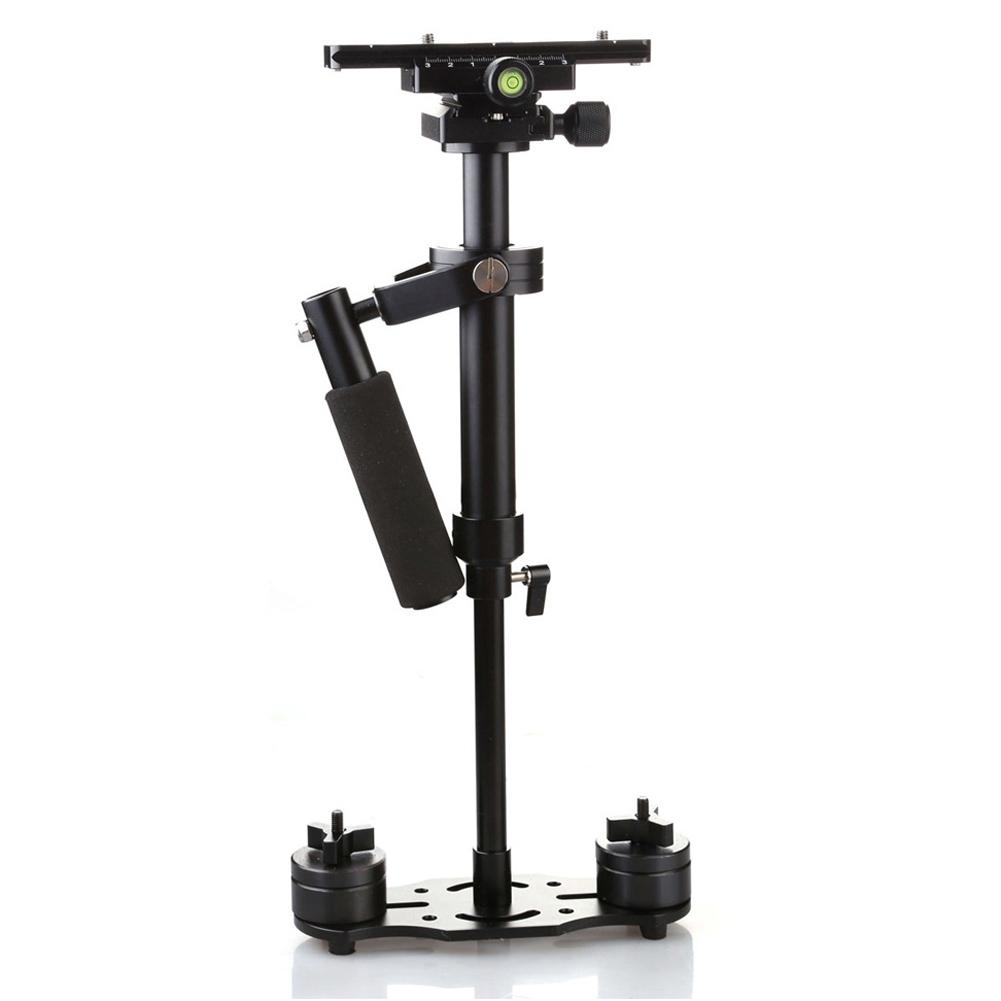 Freeshipping Passen Metall Gradienter Handheld Stabilizer Steadycam Kamera Schießen Stabilisator Steadicam für Camcorder DSLR Kamera Video DV