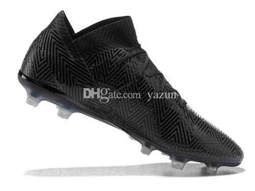 b790c36f10be 2019 Top Men Trainers Messi 17.1 FG Training Sneakers