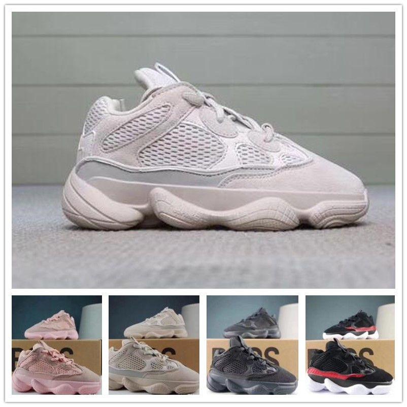 5b5b7dd09 2019 Infant Blush Desert Rat Children 500 Runners Kids Shoes Utility Black  Baby Boy  Girl Toddler Youth Trainers Designer Sneakers From Kaikai2018
