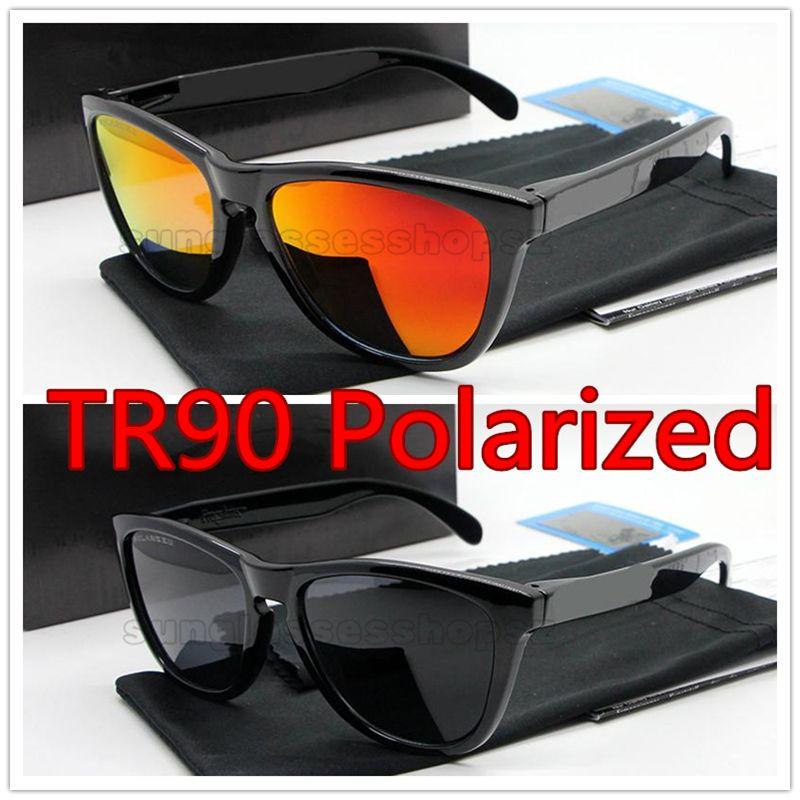 3825c0fd8 Compre NOVA TR90 Óculos De Sol Polarizados Para Homens Sombra De Verão  UV400 Proteção Esporte Óculos De Sol Dos Homens Mulheres Óculos De Sol 9  Cores Venda ...