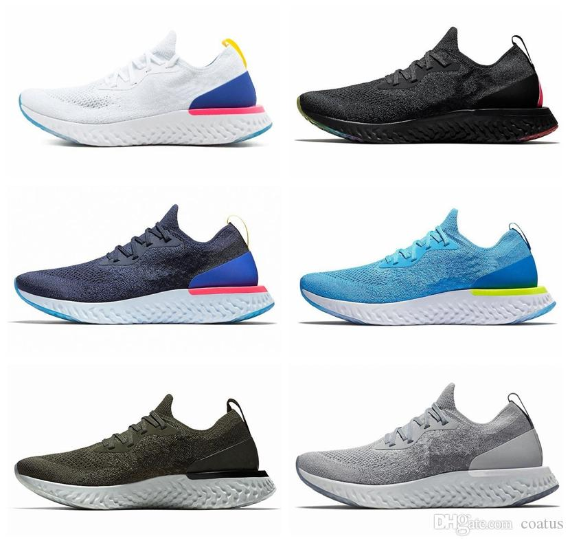 23a79553e3b5c 2019 2019 Art Of Champion Copper Flash Epic React Running Shoes Trainers  Mens Racing Runner Men Women Personality Trainer Comfort Sports Sneakers  From ...