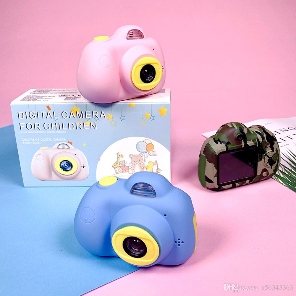 Children Mini Camera Toy Digital Photo Camera Kids Toys Educational