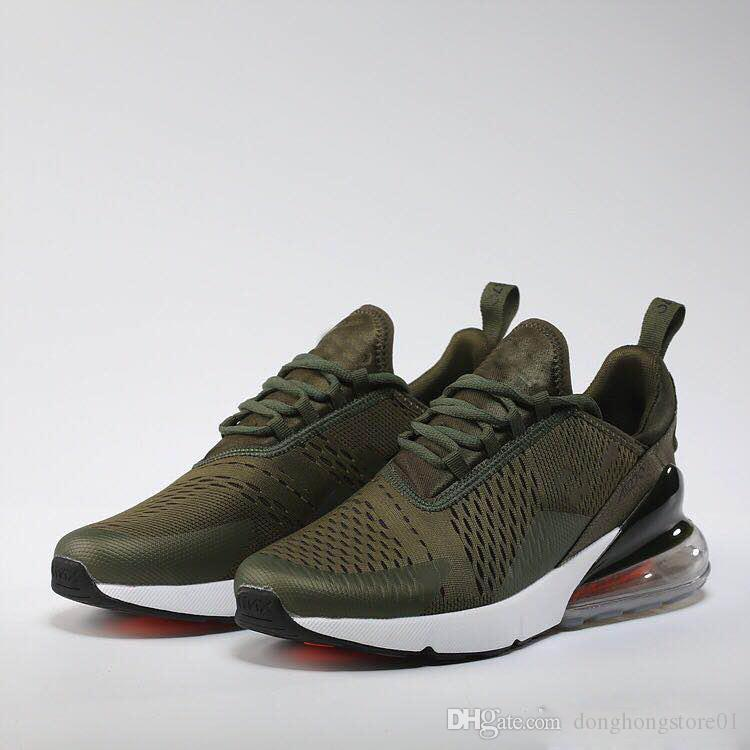 Nike air max 270 vapormax Off white Flyknit Utility nike air max sneaker mode luxe mens designer femmes chaussures plate forme run ourdoors sandales