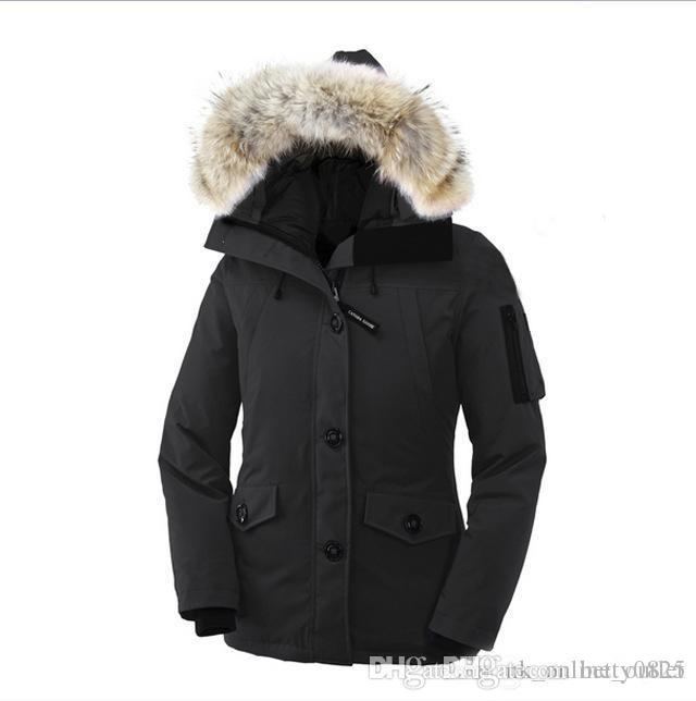 f739501fc24 Women's White Black GOOSE Down Warm Outdoor Sports Down Jacket ...