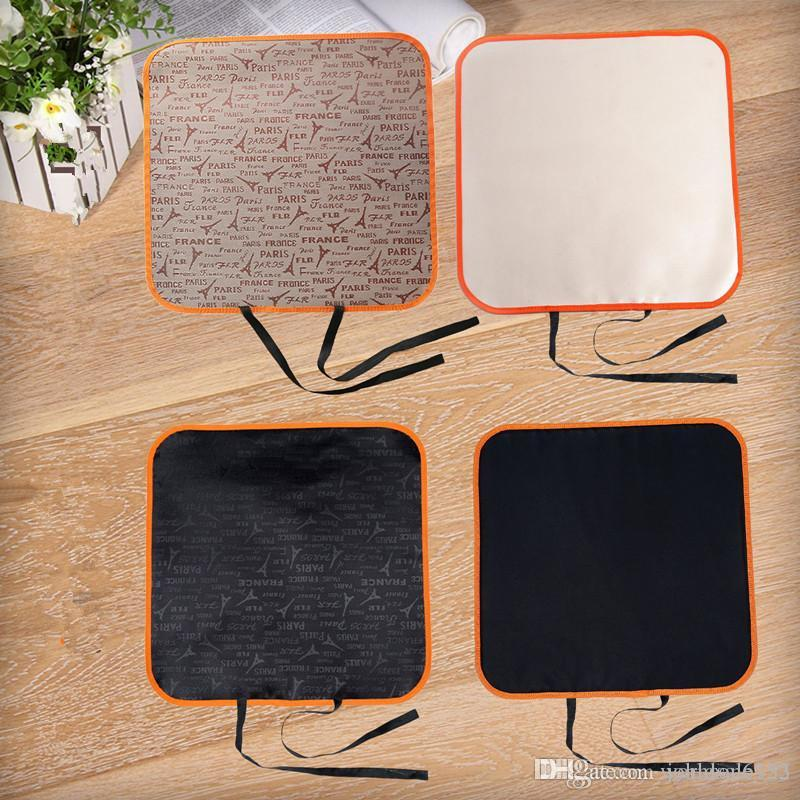 Car Auto Seat Protector Cover for Child Baby Kick Mat Protect Universal Black