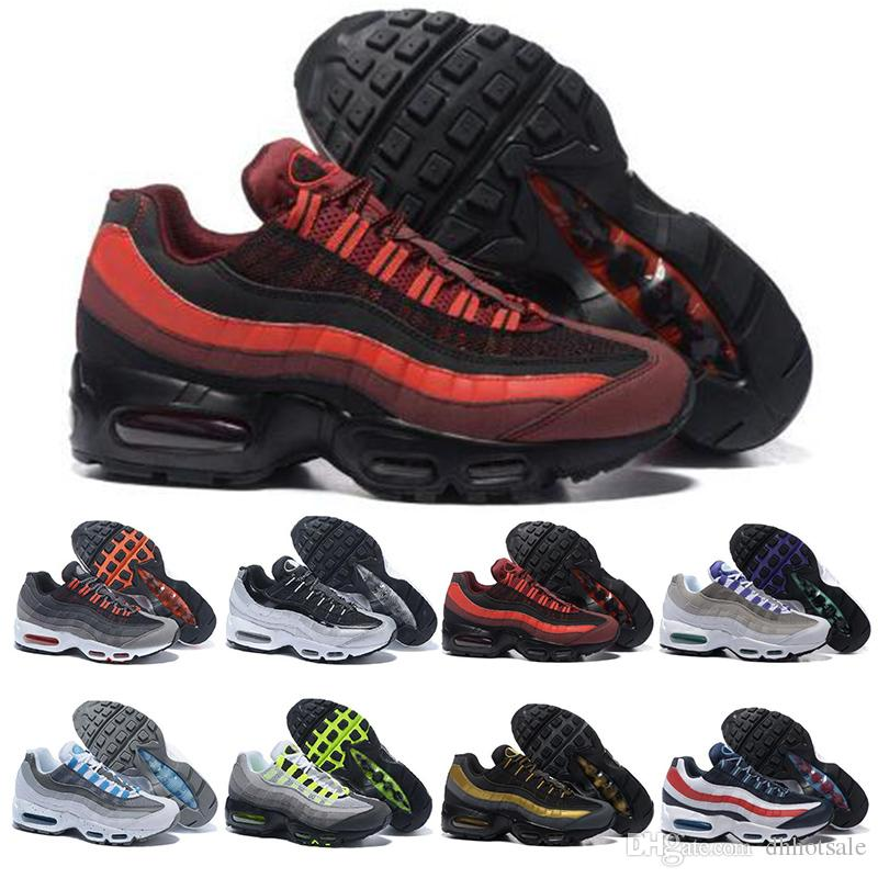 The Best High Quality Big Size 47 Air Sole Men Running Shoes Red Brand Sneakers Zapatillas Male Sport Shoes Rubber Mens Walking Shoes Red Top Watermelons Pens, Pencils & Writing Supplies Fitness Gloves