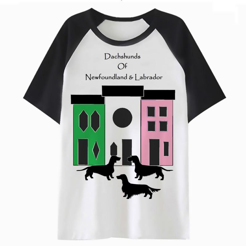 552c308a5 Dachshund T Shirt Men For Funny Top Tshirt Streetwear Harajuku Tee Clothing  Hip Male T Shirt Hop QF4184 Tourist Shirts Of T Shirt From Amosty, ...