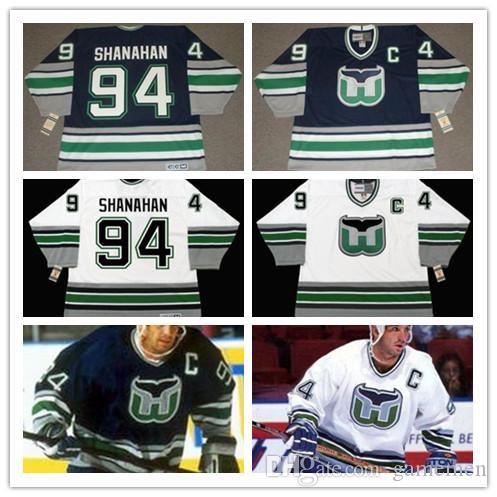 2019 Retro  94 BRENDAN SHANAHAN Hartford Whalers 1995 CCM Vintage Ice  Hockey Stitched Mens Jersey Nostalgia Hockey Jerseys From Gamemen 3959dc831