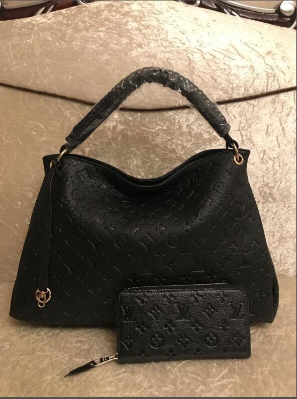 2e0342aa0d ! Newest Style Fashion Famous Women Handbags Genuine Leather Chain Handbag  Women Shoulder Bag Wallet  88658 Handbags On Sale Leather Bags From  Lixiao1866