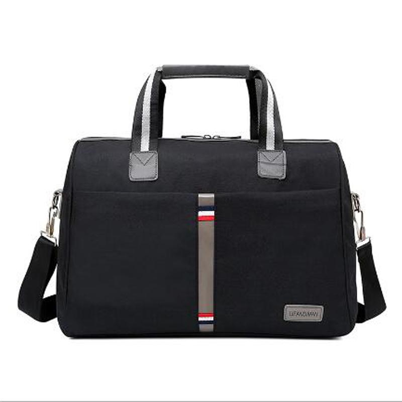 c367a04a0be6 Wohlbega Waterproof Men s Travel bag Foldable portable shoulder bags Travel  luggage large capacity Travel Tote Women Fashion