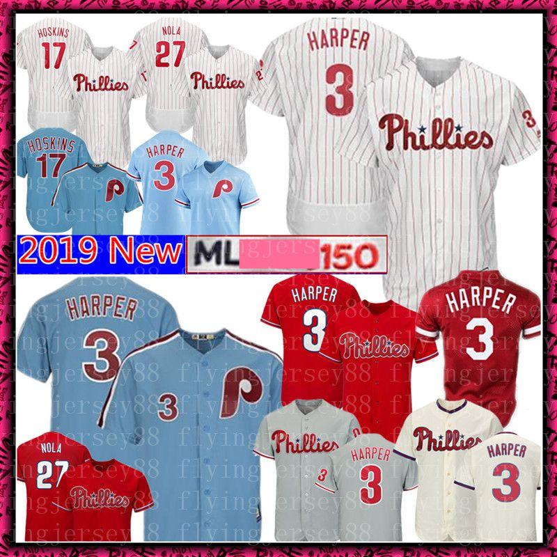 38bcd5313481c Acheter Phillies Bryce Harper Maillot Philadelphia Rhys Hoskins ...