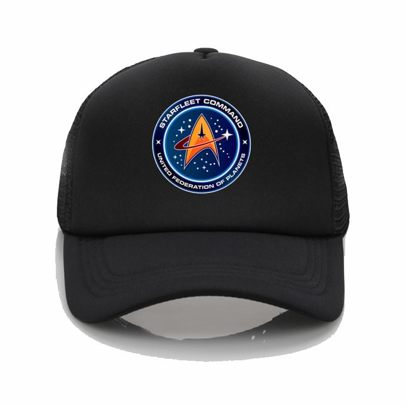 fbd242c396 Star Trek II Picture Print Baseball Cap Men And Women Fashion Summer ...