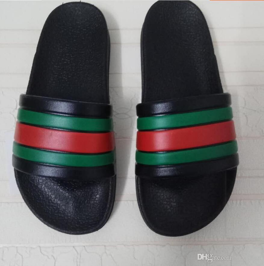 3c7c7194a9e6 GUCCI Male Cool Shuffling Thick Bottom Non-slip Korean Version of Male  Slippers Summer Rubber Slippers Male Slippers Online with  45.51 Piece on  Snyichen s ...