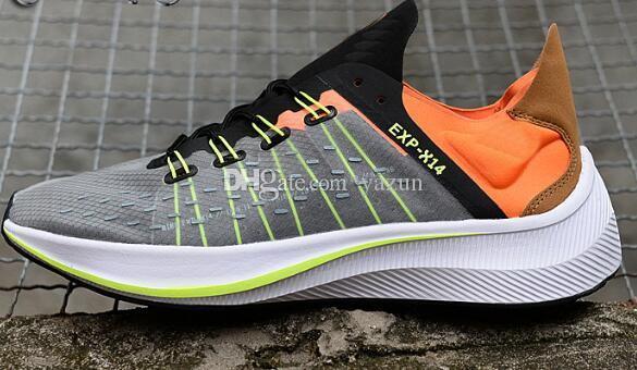 Buen precio hombres mujeres EXP X14 Zapatillas de deporte de entrenamiento, los mejores entrenadores para hombre atléticos, los mejores zapatos