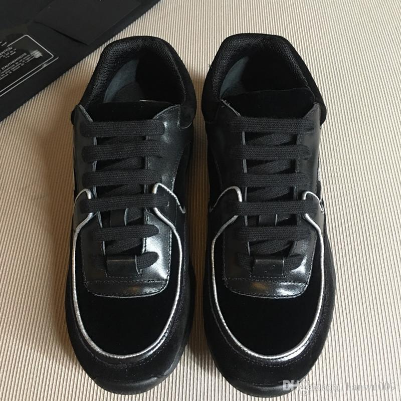e5b3f46ea 2019 New Arrival Classic Casual Shoes Man Woman Sneaker Champagne Heelback  Dress Designer Shoe Wholesale Sneakers Platform Shoes Wl18090601 Shoes For  Men ...