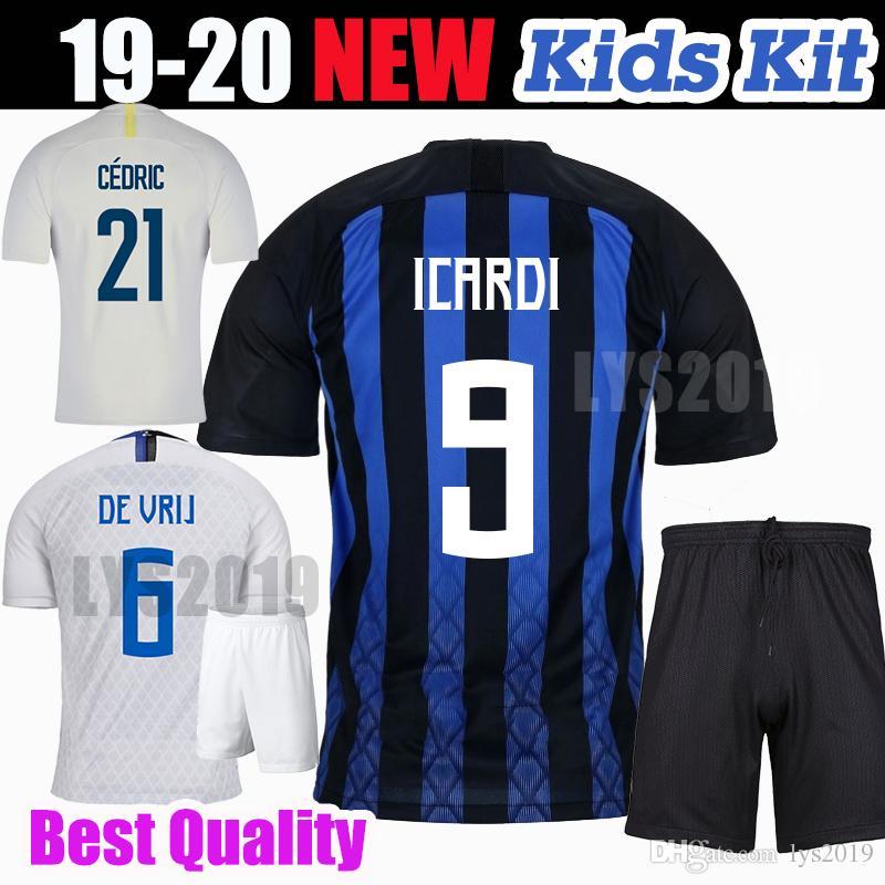 ff5529817abef Compre Tailandia ICARDI LAUTARO Martinez Inter Milan 2019 Camiseta ...