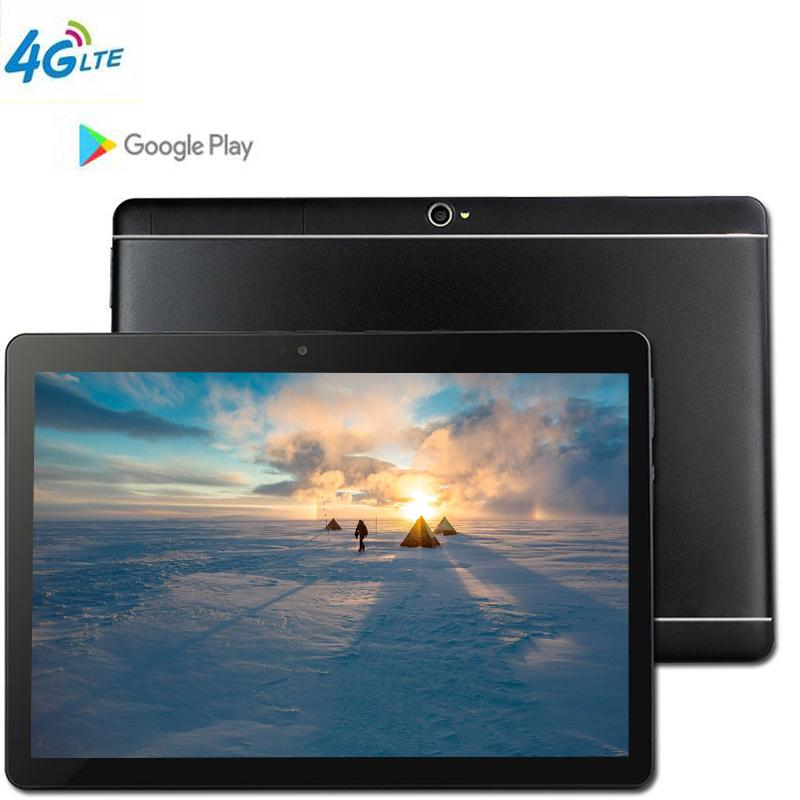 CARBAYTA Android 8.1 Das Tablet 10,1 Zoll 4 GB RAM 64 GB ROM Octa Core Dual Kameras 8.0MP 1280 * 800 IPS Telefon 3G 4G Tablets 10.1