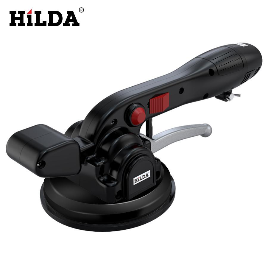 HILDA Wireless Wall Tile Vibration Leveling Pressure Tool Tile Leveling Machine Floor Portable Power Tool