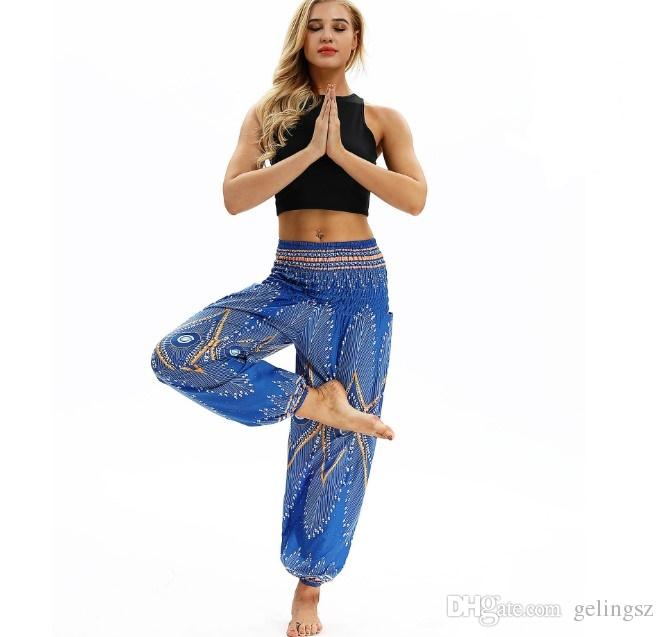 2018 Harem Trousers Aladdin Afghan Genie Hippy Yoga Jumpsuit Wide Leg Relaxed Pants