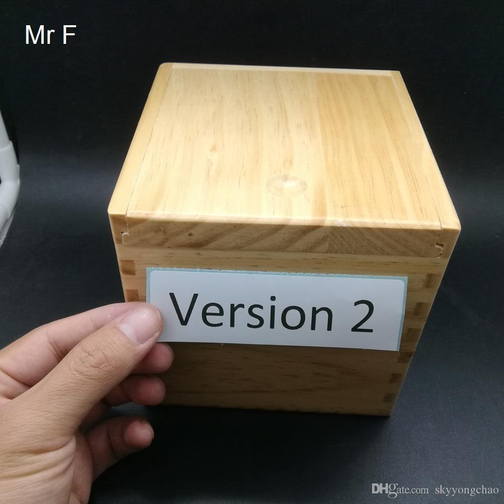 Colección Caja Tamaño Rompecabezas Juego Mágica Mecanismo Especial De Original Versión Juguete 2daMadera 13 Cm Color xorCedB