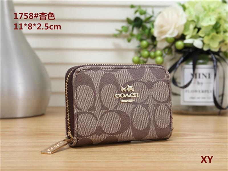 e05a9b21 New Men and Women Fashion Card Bag Men s Wallet Quality Genuine Men s and  Women s General Purse HY501759 Men s Card Bag