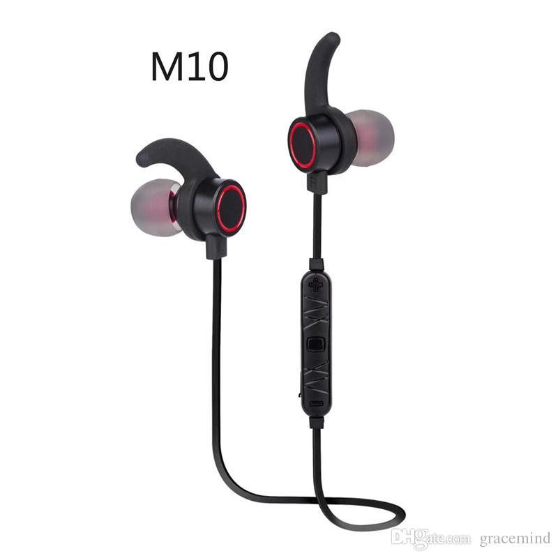 21e5dc0ef0a Sport Bluetooth Earphone Headset Wireless Stereo Music Bluetooth ...