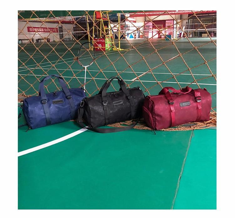 Light Weight Fitness Sport Small Gym Bag With Shoes Compartment Waterproof  Travel Duffel Bag For Women And Men School Bags Messenger Bags From  Selleryf 4004c798a6960