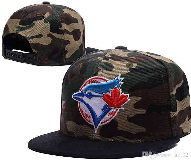 1f2fdc1d85f New Brand Designing Jays Cap Toronto Logo Hat Men Women Baseball Cap  Snapback Strapback Solid Cotton Bone European American Sport Hat Luxury  Beanies Kangol ...